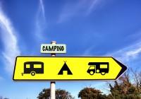 Faire du camping en famille
