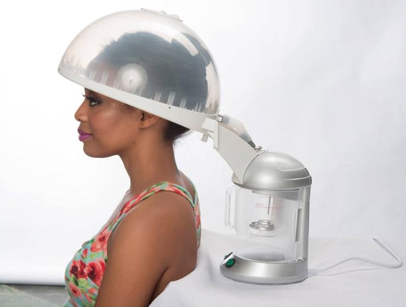 profiter d une chauffe intelligente des cheveux gr ce au casque de coiffure domicile. Black Bedroom Furniture Sets. Home Design Ideas