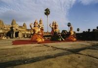 Les légendaires temples du Cambodge