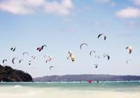 Kitesurf : le sport nautique qui décolle