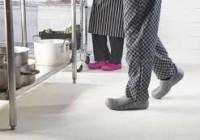 Que choisir comme chaussure de cuisine pour femme