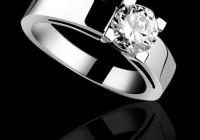 5 choses à savoir avant de se procurer une bague de fiançailles.