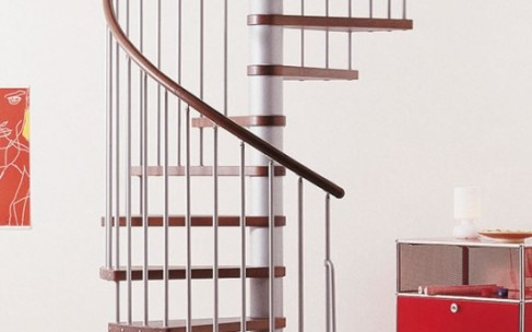 Que trouve-t-on dans un escalier en kit