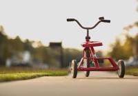 Quel est l'âge limite pour faire du tricycle évolutif ?