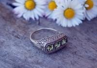 Bien reconnaitre les bijoux art deco